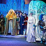 «Возвращение в сказочный лес» по мотивам К. Льюиса «Возвращение в Нарнию»